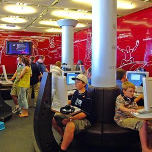 Интернет-кафе Тобольска