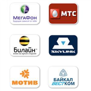 Операторы сотовой связи Тобольска
