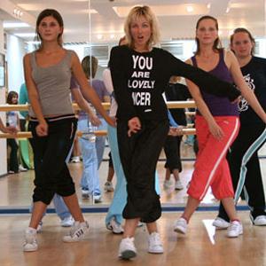 Школы танцев Тобольска