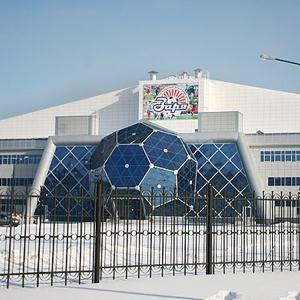 Спортивные комплексы Тобольска