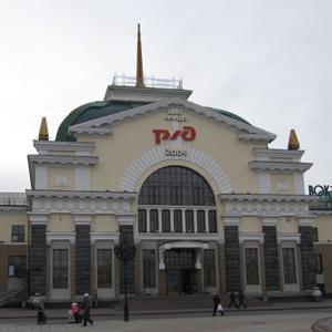 Железнодорожные вокзалы Тобольска
